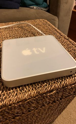 Apple TV 1st Gen. $20 for Sale in Seattle, WA