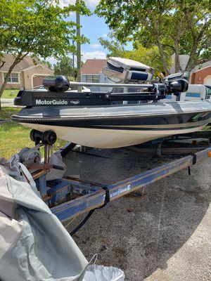 1987 Winner 18.5' bass boat 150 Mariner for Sale in Miramar, FL