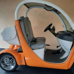 Plush ELectric Car .low Speed Vehicle for Sale in Bradenton, FL