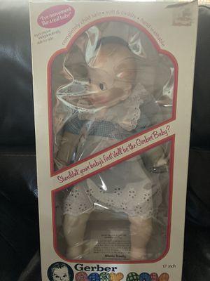 Gerber Baby Doll for Sale in Elk Grove, CA