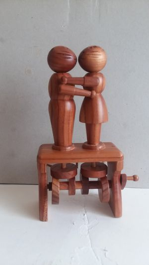 Unusual Japanese wooden toy. for Sale in Riverview, FL