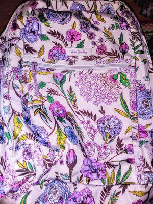 Vera Bradley flower bookbag for Sale in New Haven, CT