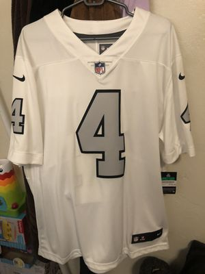 Raiders Carr Jersey for Sale in San Jose, CA