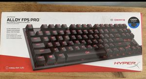 HyperX Alloy FPS Pro Mechanical Gaming Keyboard for Sale in Huntington Beach, CA