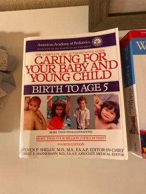 2 parenting books for Sale in Sunnyvale, CA
