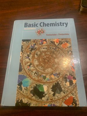 Chemistry textbook. for Sale in Glendale, CA