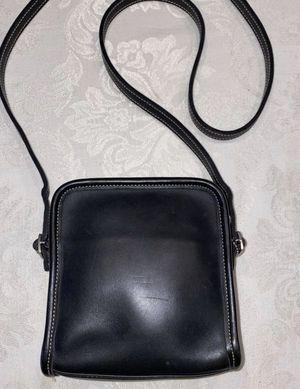 Coach small/mini black crossbody purse for Sale in Fullerton, CA
