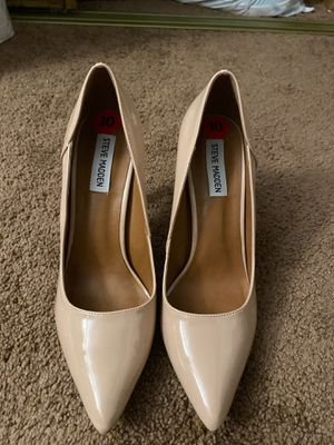 Tan heels for Sale in Los Gatos, CA