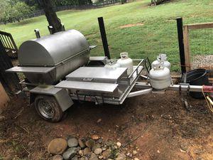 Professional smoker/grill trailer for Sale in Pelzer, SC