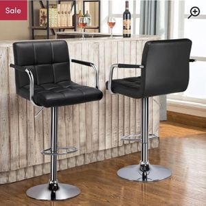 Adjustable Bar Stools - New in Box for Sale in Rancho Palos Verdes, CA