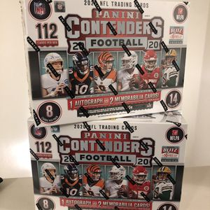 Panini Contenders Mega Box for Sale in Newhall, CA