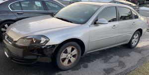 2006 Chevrolet Impala clean title for Sale in Silver Spring, MD