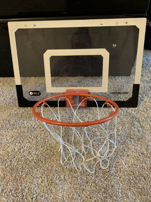 Door hanging basketball hoop for Sale in Gilbert, AZ