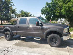 Ford F250 Superduty -DIESEL / Clean Title / Title in Hand-$15,500 for Sale in Covina, CA