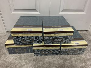 5 Brand New Memory Boxes for Sale in Chesterfield, MO