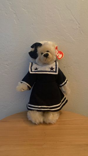 Ty beanie babies Rare (Breezy) beanie baby bear. Collectible rare kids toys cheap valuable special plushie deal sell for Sale in El Cajon, CA