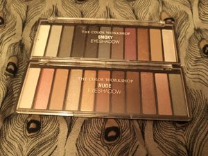 THE COLOR WORKSHOP EYESHADOWS for Sale in Tolleson, AZ