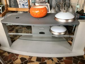 Entertainment stand for Sale in Port Richey, FL