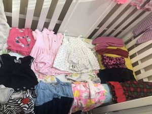 Brand name baby girl clothes. 9m-24m for Sale in Philadelphia, PA