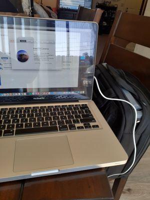 Apple macbook pro i7 2012 8gig 250ssd office photoshop dj for Sale in Visalia, CA