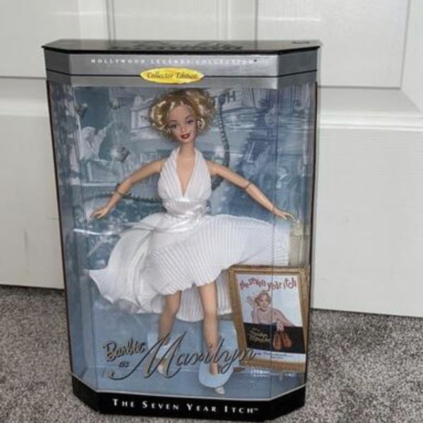 Barbie As Marilyn Monroe Collectible
