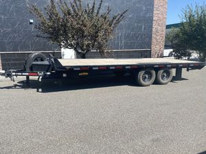 Great Northern 20 foot deck over trailer 14k payload for Sale in West Richland, WA