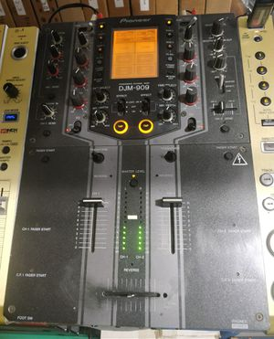 Pioneer DJM-909 scratch mixer for Sale in La Puente, CA