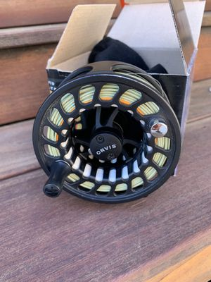 8 Weight Orvis Clearwater Fly Reel for Sale in Arroyo Grande, CA