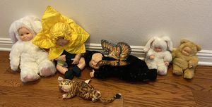 Anne Gable Doll Lot of 6 for Sale in Upland, CA
