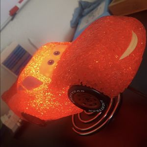 Lightning McQueen Light Up Lamp for Sale in Tampa, FL