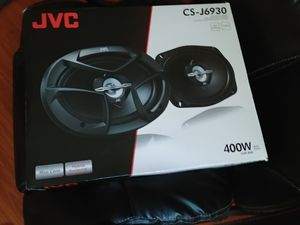 Jvc 6x9 speakers new for Sale in Downey, CA