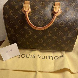 LOUIS VUITTON SPEEDY 30 for Sale in Windermere, FL