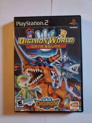 Playstation 2 Digimon world for Sale in Goldfield, IA