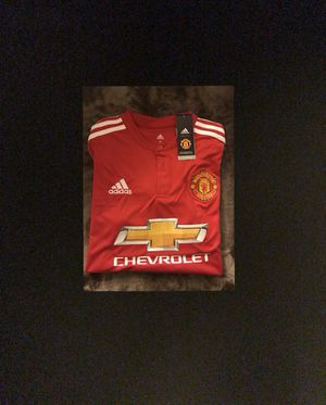 Adidas Manchester United Home # 6 Pogba men's Jersey for Sale in Washington, MD