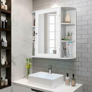 G10-6.......Multipurpose Mount Wall Mirror Bathroom Storage Cabinet for Sale in City of Industry, CA
