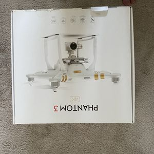 DJI PHANTOM 3 4K for Sale in Glastonbury, CT
