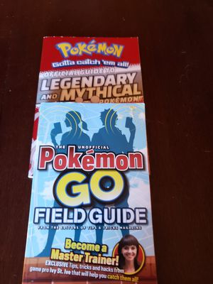 Pokemon books for Sale in Virginia Beach, VA