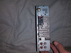 Pioneer DEH-X3710UI CD car receiver for Sale in Cleveland, OH