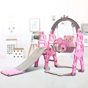 Baby Slide And Swing Set! for Sale in Riverside, CA
