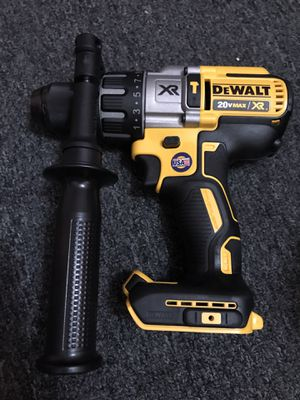 DEWALT 20-Volt MAX XR Lithium-Ion Cordless 1/2 in. Premium Brushless Hammer Drill (Tool-Only)$75 Firm. for Sale in Los Angeles, CA