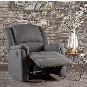 Charcoal Recliner - New In Box for Sale in Phoenix, AZ
