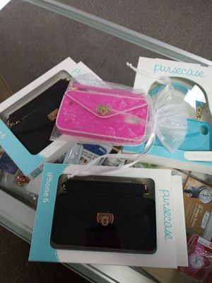 Make money buy for 1.00. iphone 4..5...6..phone pursecases for Sale in Durham, NC