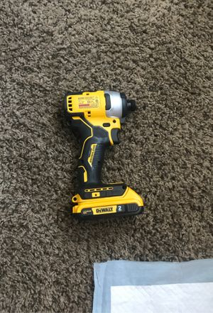 Dewalt Drill set with batteries and charger for Sale in Murray, UT
