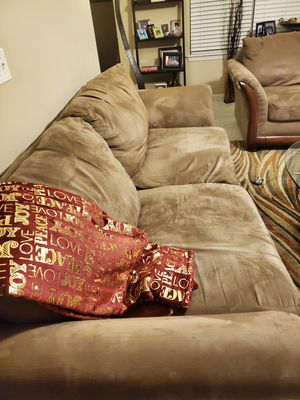 Sofa and loveseat Free. Serious Inquiries Only for Sale in Fairburn, GA