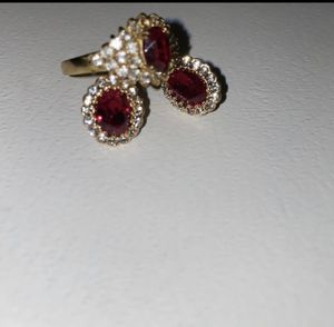 Jewelry (Ring and Earrings Set) for Sale in Tracy, CA