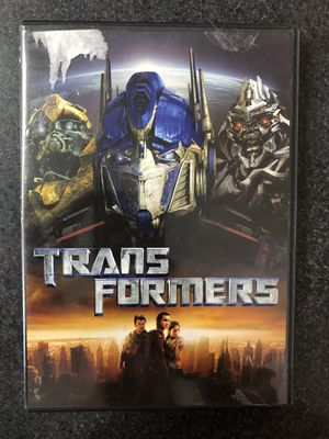Transformers DVD - Used Great Shape for Sale in Griswold, CT