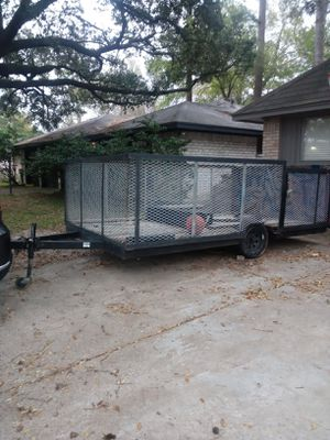 Trailer 7x 11 for Sale in Houston, TX
