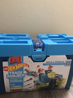 Hot Wheels Track Builder System Race Crate for Sale in Redmond,  WA