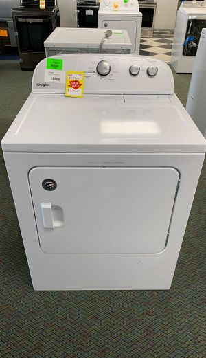 NEW!! WHIRLPOOL WED4815EW ELECTRIC DRYER!! DI for Sale in Chino Hills, CA