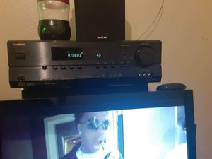 Onkyo surround sound and speakers for Sale in Austin, TX